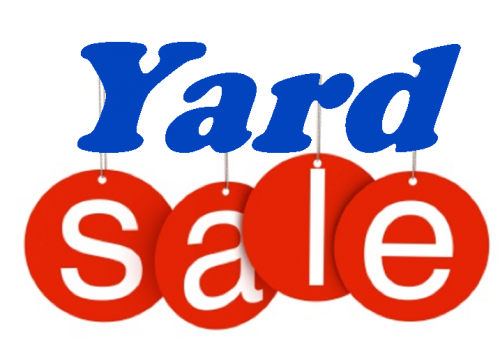 Need Help With Moving Expenses? Read This Yard Sale Checklist Part 1