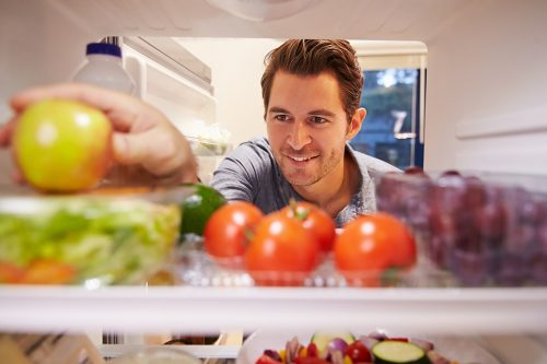 Preparing to move: what to do with food