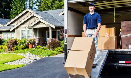 Tips On Moving Out: Moving Day Safety