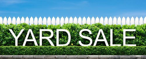 Need Help With Moving Expenses? Yard Sale Checklist Part 2