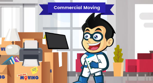 Office & Commercial Moving Services Toronto