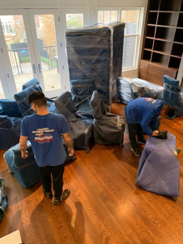 How to pack properly for your move