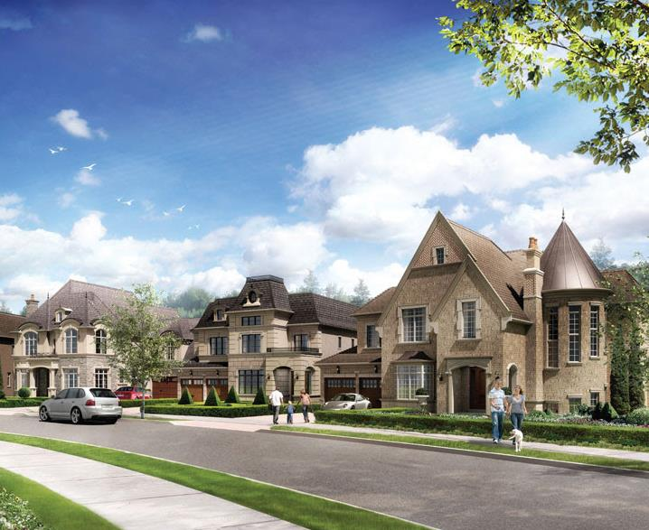 Moving to a new neighbourhood in King City