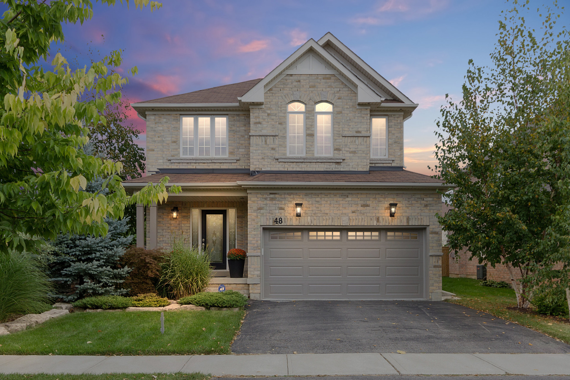 Move to a new house in Brantford