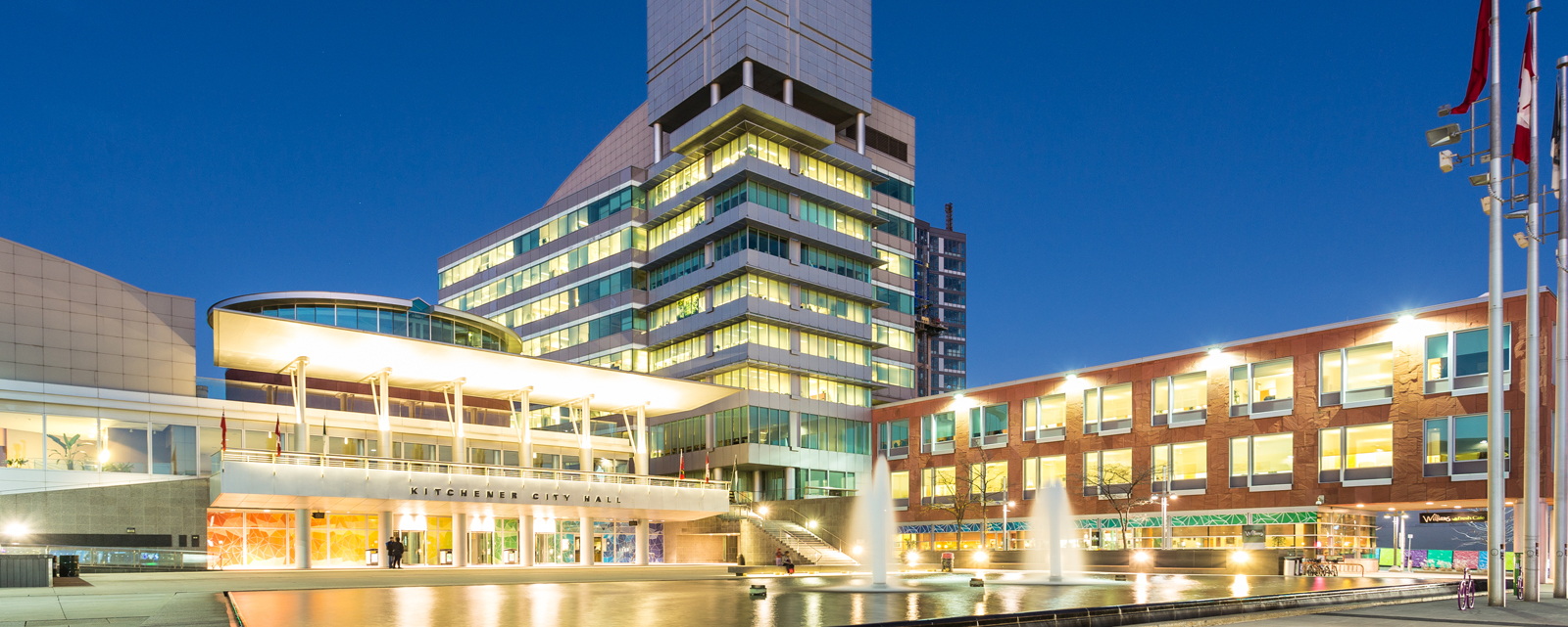 Kitchener City - modern and dynamic place to move to