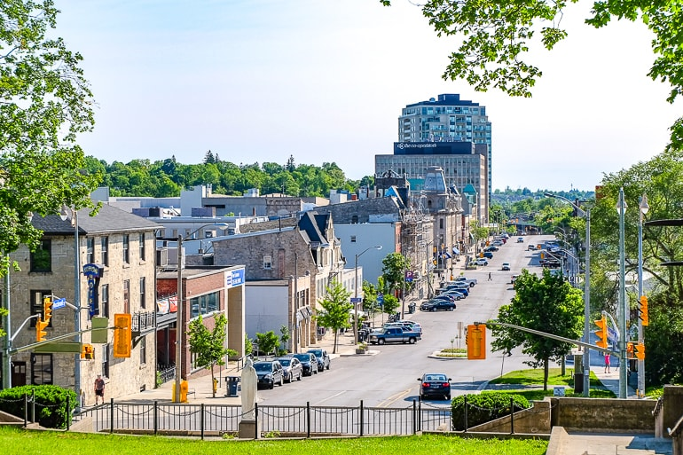 Guelph Ontario Downtown movers