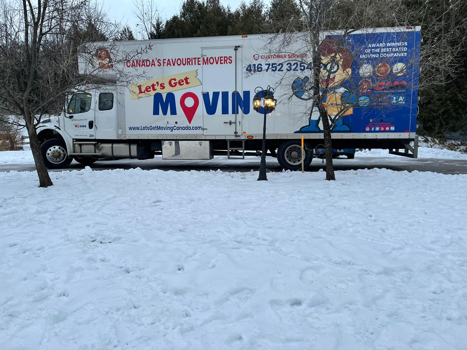 Finding the best commercial moving services in Toronto